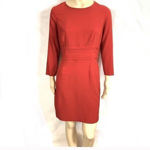 TopShop Red Dress Size 8